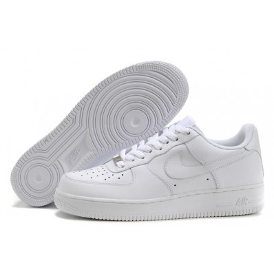 air force one blanche pas cher femme