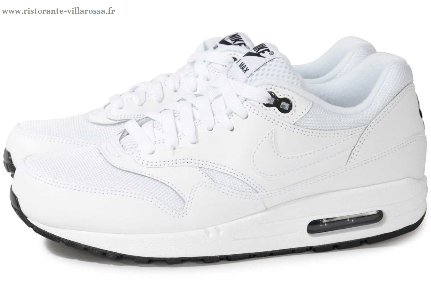 air max one blanche homme