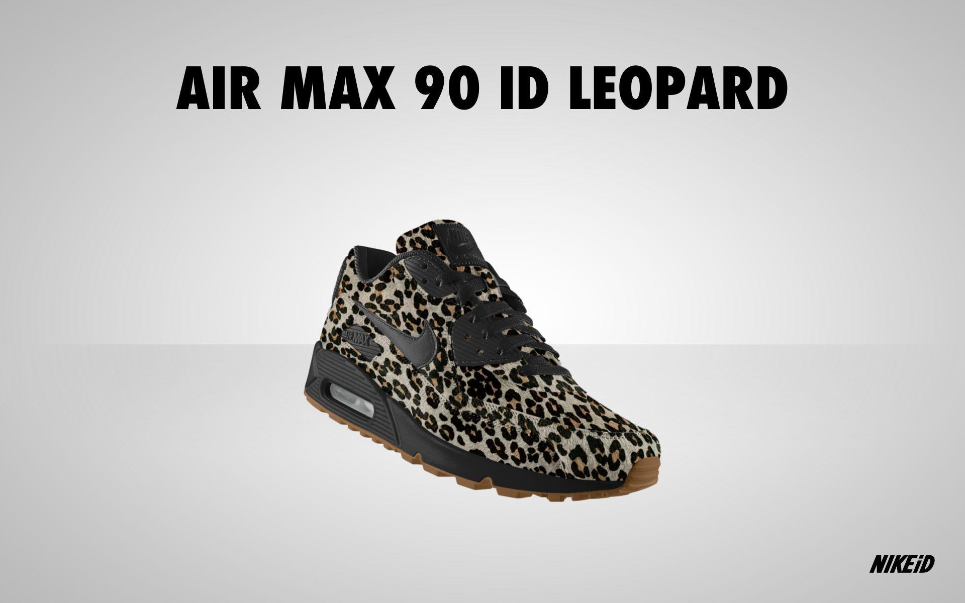 newest 0a140 17580 nike air max id leopard